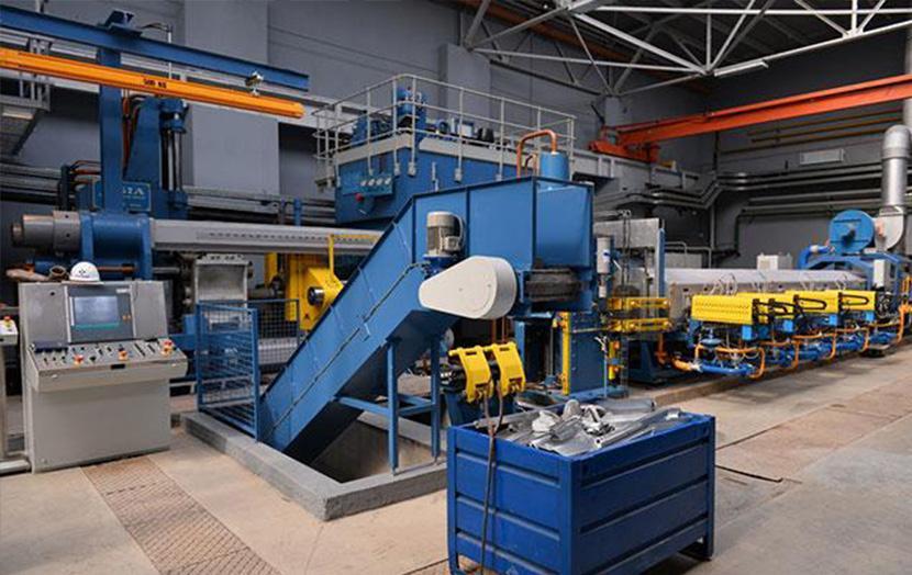 Производство алюминиевого профиля в Краснодаре